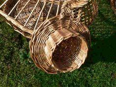 martinatnewton - WILLOW BASKETS - lid detail of chicken basket