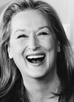 Meryl Streep Laughter