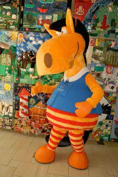 SC Horse #horse #mascot #costume