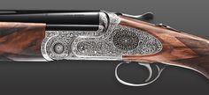 Fancy shotgun inspiration for Joe. Clay Pigeon Shooting, Sporting Clays, Firearms, Shotguns, Sports Models, Hunting Rifles, Winchester, Hand Guns, Pure Products