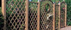 Recinzioni per giardino - Strutture per giardino - Miglio Showroom