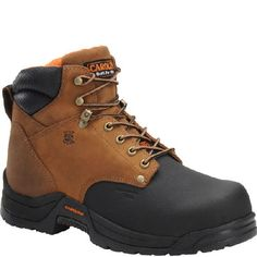 CA5582 Carolina Men's EH Comp Safety Boots - Copper