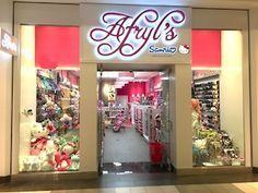Afryl's Accessories - Sanrio Authorized Retailer | Westfield Countryside Mall, Clearwater (Tampa Bay), Florida.
