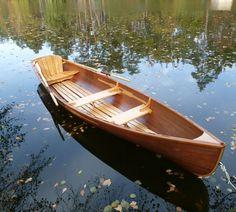 Деревянная лодка своими руками | Строительный портал