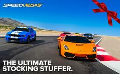 Racing gift cards from SPEEDVEGAS are the ultimate stocking stuffer. This year gift the gift that everyone is asking for with a SPEEDVEGAS gift certificate. Choose any denomination that you want from $100 to $10,000+ along with a wide variety of customizable styles. https://speedvegas.com/en/checkout/racing-gift-cards?ref=social&cmp=holiday2016