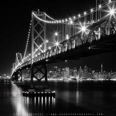 City Lights by Koveh Tavakkol