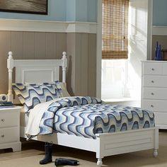 Woodbridge Home Designs Morelle Panel Bed & Reviews | Wayfair