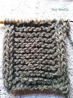 683 Mejores Imagenes De Puntos Y Labores En 2019 Knitting Patterns