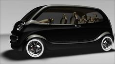 Fiat Multipla ''Vorto'' (Redesign) on Behance Fiat 600, Mode Of Transport, Cool Gadgets, Youtube, Apple, Cars, Concept, Innovation, Wheels