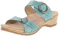 Dansko Women's Manda Slide Sandal >>> You will love this! More info here : Dansko sandals