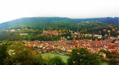 Heidelberg Germany is a gorgeous little town about half way between the city of Frankfurt and the French border. It is a college town, home to the oldest university in contemporary Germany. The town is renowned for the spectacular Heidelberg Castle, which sits upon a hill overlooking the city. This medieval castle dates to the … Continue reading Heidelberg Germany – Exploring Castle towns →