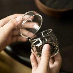 (1) Glass Matcha Bowl – Vanilla Bean Matcha Tea Set, Matcha Bowl, Japanese Matcha Tea, Matcha Whisk, Tea Container, Unique Birthday Gifts, Tea Ceremony, Rings For Men, Modern Homes