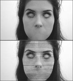 Antes e depois (Foto: Reprodução/Luiza Junqueira)