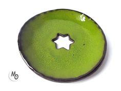 Ceramic soap dish STAR www.ceramika-opole.pl Małgorzata Orlik