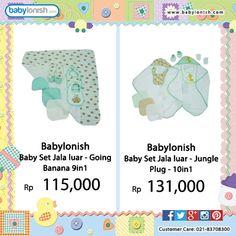 Yuk dapatkan segala kebutuhan bayi & anak Anda hanya di babylonish.  Lengkap cepat hemat Gratis ongkir Jabodetabek.