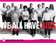 All have aids if one of us does courtesy of the elizabeth taylor aids