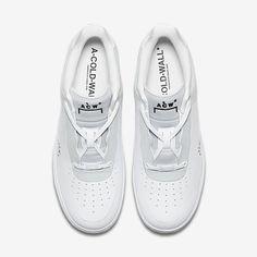 7b3ab7e072729 A COLD WALL x Nike Air Force 1 White   Grey