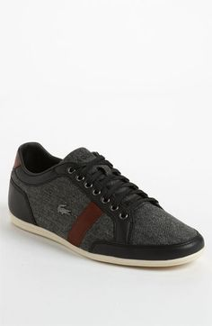 Lacoste 'Alisos 7' Sneaker available at Nordstrom    $150 hmmm