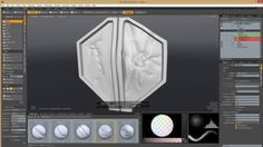 Sculpting - Introduction to modeling (3/4) - Getting started in MODO on Vimeo