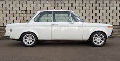 Bid for the chance to own a Supercharged 1974 BMW at auction with Bring a Trailer, the home of the best vintage and classic cars online. Bmw Classic Cars, Classic Cars Online, Bmw 2002, Modified Cars, Bmw Cars, Interior And Exterior, Garage, Wedding Dress, Vehicles