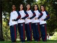 2012 Olympic Gymnastic Team