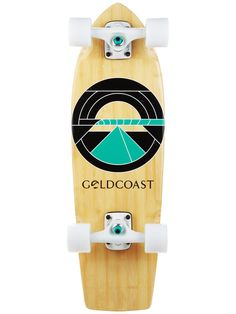 Goldcoast cruiser skateboard.