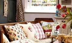 Garden Of England | Collections | Prestigious Textiles
