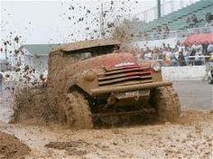 If the mud ain't flying you ain't trying. Love me some mud Muddy Trucks, 4x4 Trucks, Cool Trucks, Lifted Trucks, Dodge Ram Diesel, Chevy Diesel Trucks, Chevrolet Trucks, 1957 Chevrolet, Chevrolet Impala