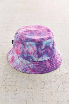 1cdf997ca1f Reason Tie-Dye Bucket Hat Bucket Chapeu