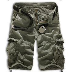3ed9df1dc68 Men s Cargo Pants 100% Cotton