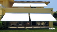 Scrigno 250 - Folding Arm Awning. Fully Closed Cassette.