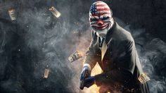 Download Payday 2 Dallas Mask HD Wallpaper 1920x1080