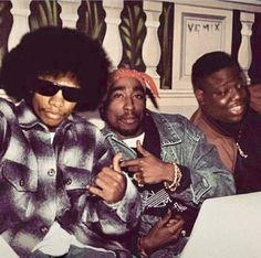 "medievalbeatz: ""Eazy-E | Tupac Shakur | The Notorious B.I.G. """