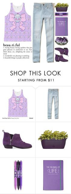 """If a person is in love do not need to make an effort to find out what it is so"" by holly-k15 ❤ liked on Polyvore featuring Hollister Co., Golden Goose, Bloem, Vera Bradley and Happy Jackson"