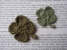 四つ葉のクローバーのモチーフ♪の作り方|編み物|編み物・手芸・ソーイング|ハンドメイドカテゴリ|ハンドメイド、手作り作品の作り方ならアトリエ