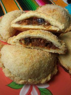Turcos (Mincemeat Hand Pies) - Hispanic Kitchen