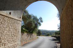 Villa Arceno entrance, Chianti Classico