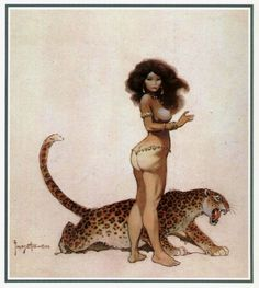 """Frank Frazetta ❁❁❁Thanks, Pinterest Pinners, for stopping by, viewing, pinning, & following my boards. Have a beautiful day! ❁❁❁ **<>**✮✮""""Feel free to share on Pinterest""""✮✮"""" #fashion #gifts www.unocollectibles.com"""
