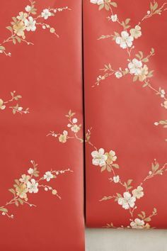 Discover unique wallpaper at Anthropologie, from printed wallpaper to floral wallpaper and more. Cherry Blossom Wallpaper, Room To Grow, Pillow Room, Ceiling Height, Of Wallpaper, Gifts For Mom, Pattern Design, Room Decor, Anthropologie