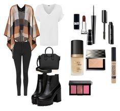 """""""#1"""" by keiramcevoy on Polyvore featuring beauty, WearAll, Topshop, Givenchy, MAC Cosmetics, Burberry, Too Faced Cosmetics and Bobbi Brown Cosmetics"""
