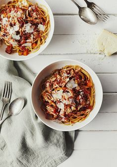 Yummy Pasta Recipes, Baby Food Recipes, Chicken Recipes, Yummy Food, Healthy Recipes, Sauce Spaghetti, Confort Food, Pasta Al Dente, Lotsa Pasta