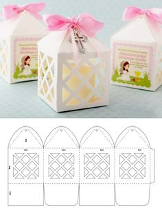 carterie, pergamano et tableaux - Page 7 - ankakusu Candy Gift Box, Diy Gift Box, Diy Box, Diy Gifts, Cardboard Crafts, Paper Crafts Origami, Diy Paper, Diy Arts And Crafts, Crafts For Kids