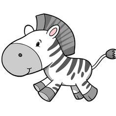 easy animal drawings zoo animals cartoon wild