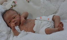 Reborn baby Doll Michelle Evelina Wosnjuk cherished reborn nursery no reserve | eBay