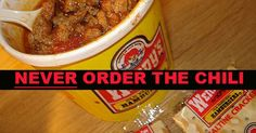 Fast Food Workers Say: NEVER Order These Items