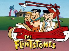 """The Flintstones: A full-length minute) animated cartoon TV series. Sure, cartoons had been broadcast since TV's inception, but never an actual primetime cartoon series. The show was """"made for adults by my kids watched it - never knew it was""""for adults"""" Comics Vintage, Vintage Tv, Vintage Cartoon, Classic Cartoon Characters, Classic Cartoons, Childhood Tv Shows, My Childhood Memories, Best Tv Shows, Favorite Tv Shows"""