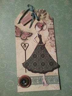 I found this beautiful tag on a board. It's beautiful but I did not create . I will find the ladies  name and make the correction.