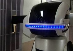 prison break High Tech / Le premier gardien de prison robot du monde