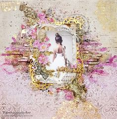 Male fantazje Oli: DT Lemoncraft - Dom róż / House of roses