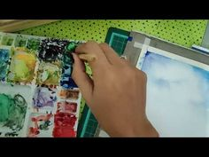 Waterpainting quick demo - Part 1 by Amrita Tiwary - YouTube